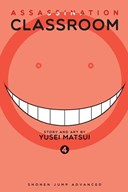 Assassination classroom. 4