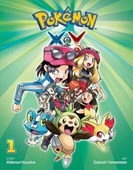Pokemon XY. 1