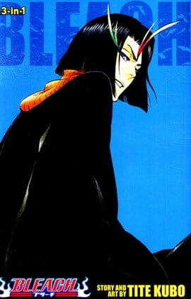 Bleach. Volumes 37-38-39 by Tite Kubo