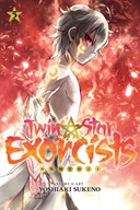 Twin star exorcists. 5