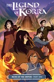 The legend of Korra Part one