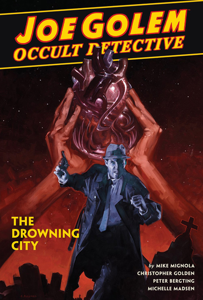 The drowning city Mike Mignola