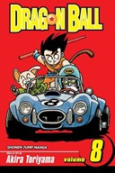 Dragon ball. Vol. 8