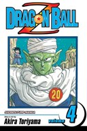Dragon Ball Z, Vol. 4