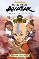 Avatar, the last airbender. The lost adventures