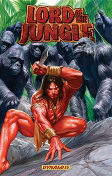Lord of the Jungle. Volume one by Arvid Nelson