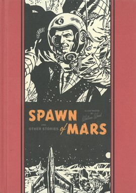 Spawn of Mars by Wallace Wood