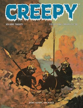 Creepy archives. Volume 20 by Bruce Jones