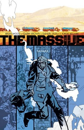 The massive. [Volume 4] Sahara by Brian Wood