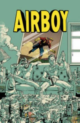 Airboy by James Robinson