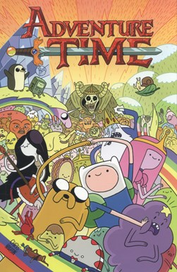 Adventure time. Volume 1 by Ryan North