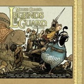 Mouse guard. Volume two Legends of the guard