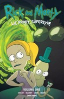 Rick And Morty Lil Poopy Superstar
