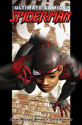 Ultimate Comics Spider-Man. Scorpion by Brian Michael Bendis