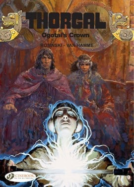Ogotai's crown by Jean Van Hamme