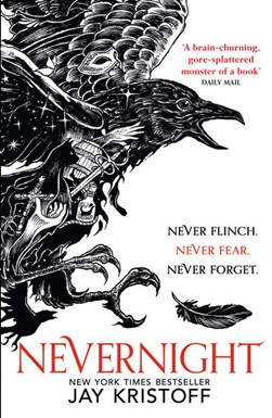 Nevernight P/B by Jay Kristoff