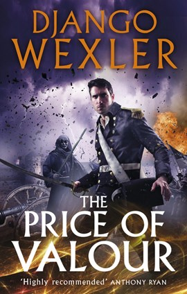 The price of valour by Django Wexler