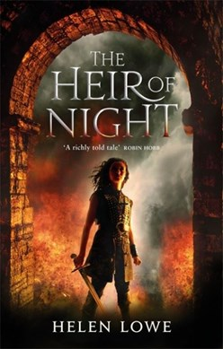 Heir Of Night  P/B by Helen Lowe
