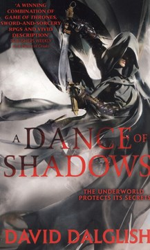 A dance of shadows by David Dalglish