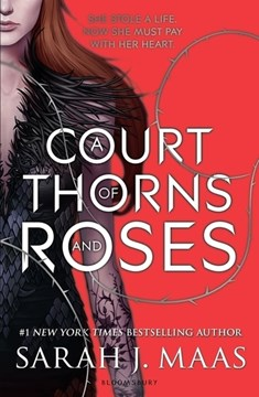 A Court of Thorns and Roses P/B by Sarah J Maas