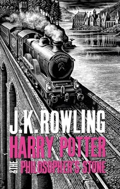 Harry Potter & the philosopher's stone by J. K Rowling