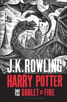 Harry Potter and the goblet of fire by J. K Rowling