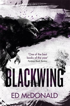 Blackwing TPB by Ed McDonald