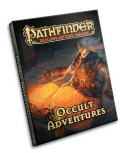 Pathfinder roleplaying game  Occult adventures
