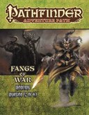 Ironfang invasion. Adventure path 2 of 6. Fangs of war