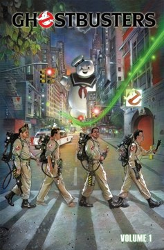 Ghostbusters Volume 1 by Erik Burnham
