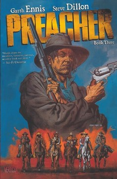 Preacher, book three by Garth Ennis