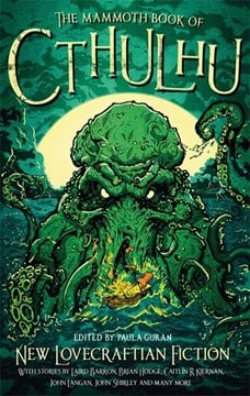 The Mammoth book of Cthulhu by Paula Guran