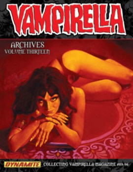 Vampirella archives. Volume 13 by Bill DuBay