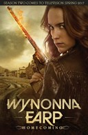 Wynonna Earp. Homecoming