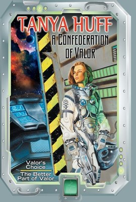 A conferderation of valor by Tanya Huff