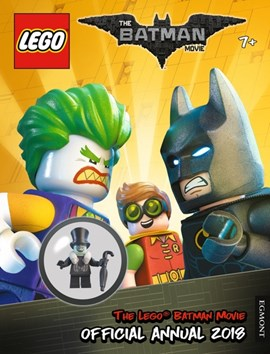 Lego Dc Batman Annual 2018 (FS) by Egmont Publishing UK