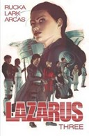 Lazarus. Volume three Conclave