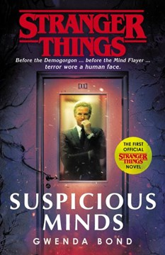 Stranger Things Suspicious Minds TPB by Gwenda Bond