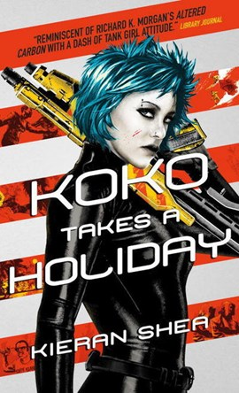 Koko takes a holiday by Kieran Shea