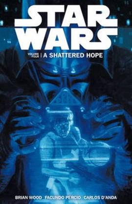 A shattered hope by Brian Wood
