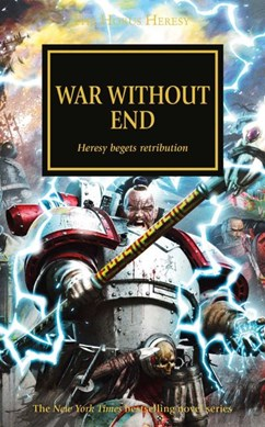 War without end by Laurie Goulding