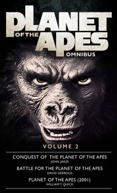 Planet of the apes. Omnibus 2 by John Jakes