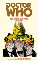 Doctor Who, the three Doctors