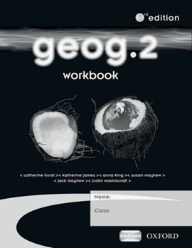 Geog.2. Workbook by Catherine Hurst
