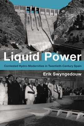 Liquid power by Erik Swyngedouw