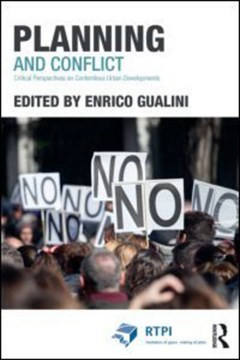 Planning/conflict by Enrico Gualini