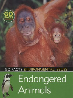 Endangered animals by Mark Stafford