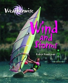 Wind and storms by Robyn Hardyman