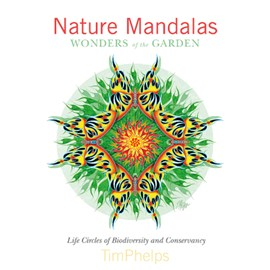 Nature mandalas by Timothy Phelps