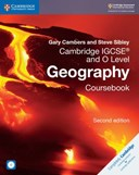 Cambridge IGCSE geography coursebook